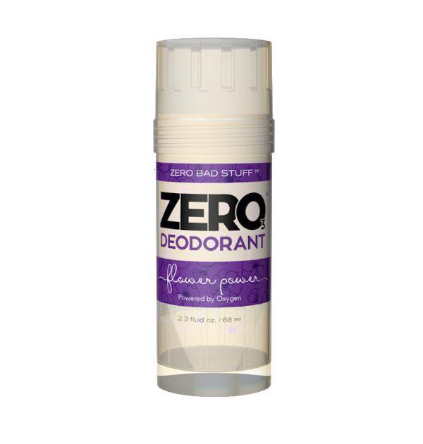 Zero Flower Power Deodorant