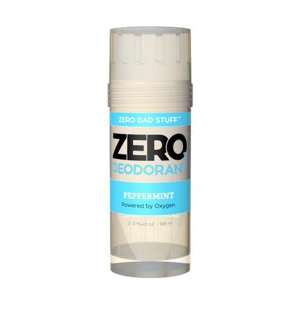 Zero Peppermint Deodorant