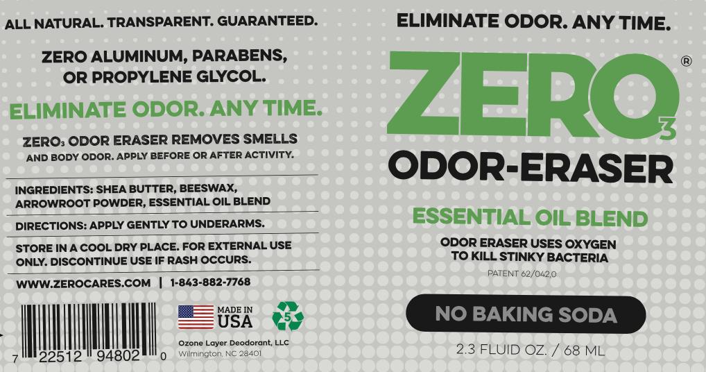All New Zero Odor Eraser W Arrowroot Zero